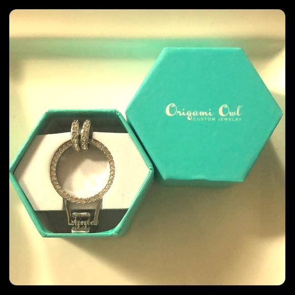 Origami Owl Jewelry - Origami Owl~ Eternity Medium Lanyard Base